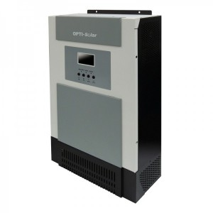 Гибридный инвертор OPTI SOLAR SP5000 BRILLIANT PLUS 5000VA/4000W/9000W